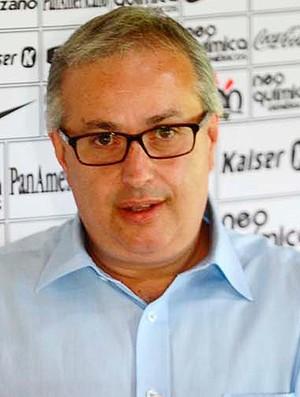 Roberto de Andrade Corinthians (Foto: Marcos Ribolli / Globoesporte.com)