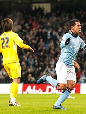 Tevez Manchester City