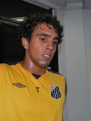 Diogo atacante do Santos