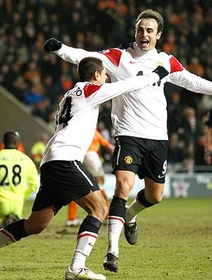 Berbatov Javier Hernandez gol manchester