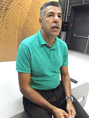 Técnico Toninho Cerezo      (Foto: Rodrigo Fuscaldi/Globoesporte.com)