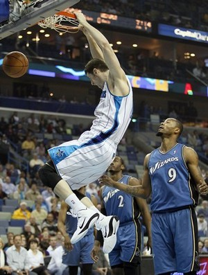 Jason Smith, do New Orleans Hornets