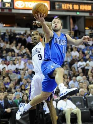 Jose Barea, do Dallas Mavericks (Foto: AP)