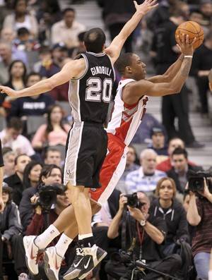 DeMar DeRosan, do Toronto Raptors (Foto: AP)