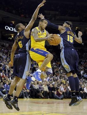 Monta Ellis, do Golden State Warriors (Foto: AP)