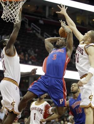 Rodney Stuckey, do Detroit Pistons (Foto: AP)