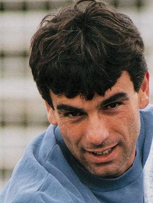 Figueiredo, ex-goleiro do Belenenses  (Foto: A Bola)