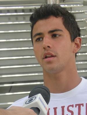 Renan Ribeiro, goleiro do Atlético-MG (Foto: Valeska Silva / Globoesporte.com)