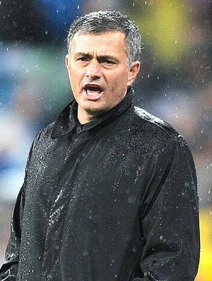 jose mourinho Levante x real madri (Foto: AFP)