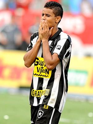 Everton Botafogo (Foto: André Durão / Globoesporte.com)