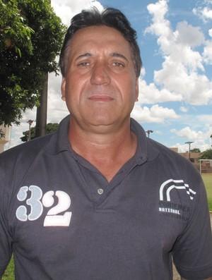 Amarildo Carvalho (Foto: Fredi Huber / Globoesporte.com)