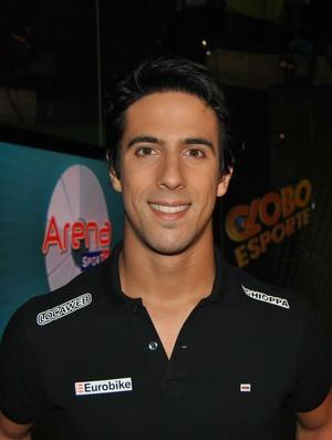 Lucas Di Grassi piloto  (Foto: João Gabriel Rodrigues)