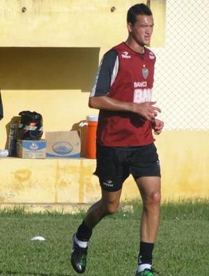 Réver treina em São Luís (MA) (Foto: Marco Antônio Astoni / Globoesporte.com)