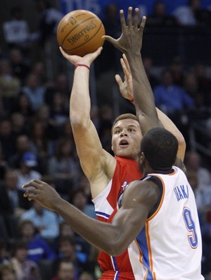 Blake Griffin, do Los Angeles Clippers (Foto: AP)
