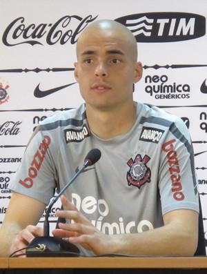 Julio Cesar Corinthians (Foto: Carlos Augusto Ferrari / Globoesporte.com)