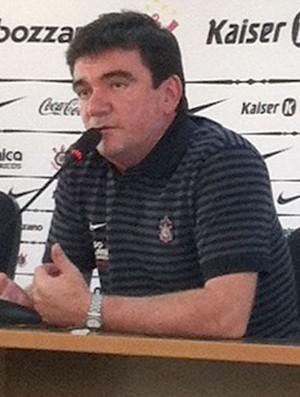 Sanches Corinthians (Foto: Leandro Canonico / Globoesporte.com)