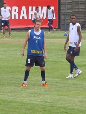 Marcelo Mattos (Foto: Thiago Fernandes / Globoesporte.com)