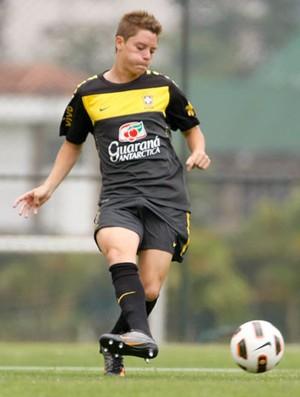 Adryan Sub-17 do Flamengo (Foto: Marcelo de Jesus / Globoesporte.com)