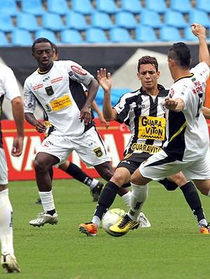 caio botafogo x volta redonda (Foto: Cezar Loureiro/Globo)