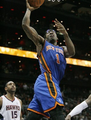 Amar'e Stoudemire, do New York Knicks (Foto: AP)