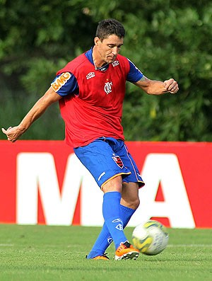 Thiago Neves Flamengo (Foto: Vipcom)