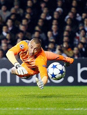 Gomes Tottenham (Foto: Reuters)