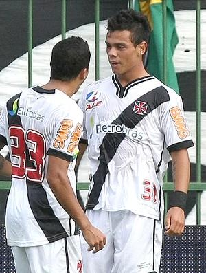 Bernardo gol Vasco (Foto: Ag. Estado)