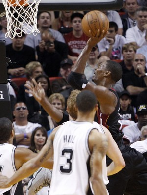 Chris Bosh, do Miami Heat (Foto: AP)