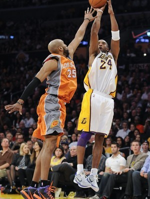 Kobe Bryant, do Los Angeles Lakers (Foto: EFE)