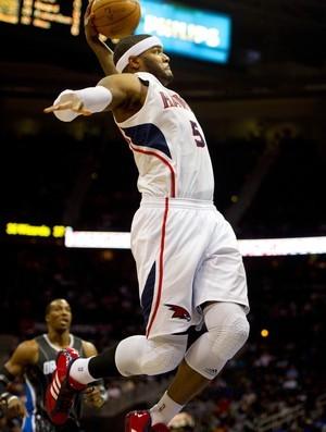Josh Smith, do Atlanta Hawks (Foto: AP)