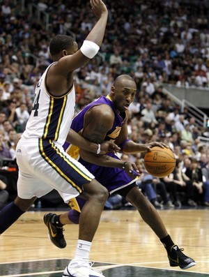 Kobe Bryant, do Los Angeles Lakers (Foto: AP)