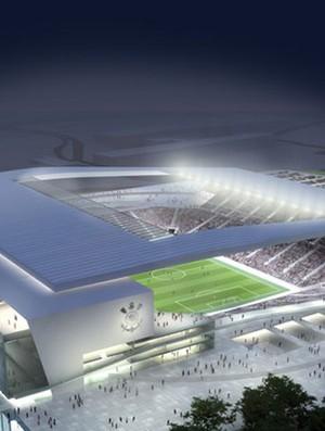 Estádio Corinthians (Foto: Divulgação)