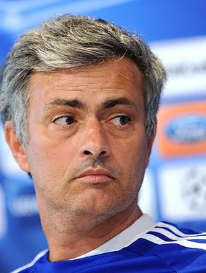 José Mourinho durante coletiva do Real Madrid (Foto: Getty Images)