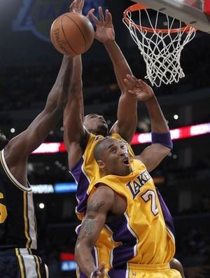 Kobe Bryant, do Los Angeles Lakers (Foto: AP)