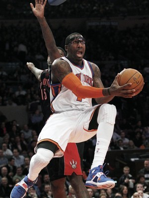 Amar'e Stoudemire, do New York Knicks (Foto: AP)