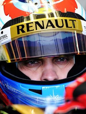 Vitaly Petrov fórmula 1 (Foto: AFP)