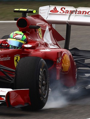 felipe massa ferrari gp da china  (Foto: agência Reuters)