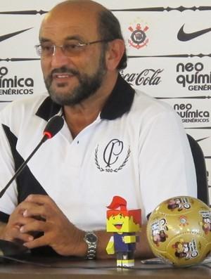 Luis Paulo Rosenberg, diretor de Marketing do Corinthians (Foto: Carlos Augusto Ferrari / Globoesporte.com)