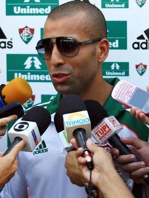 Emerson Fluminense Entrevista (Foto: Caio Amy/Photocamera)