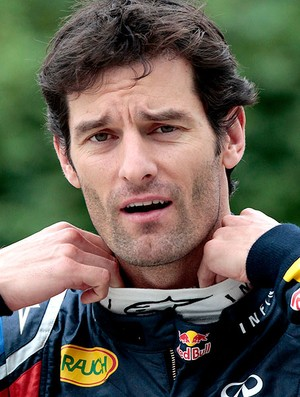mark webber rbr gp da china (Foto: agência AP)