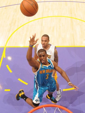 Chris Paul NBA New Orleans Hornets (Foto: Getty Images)