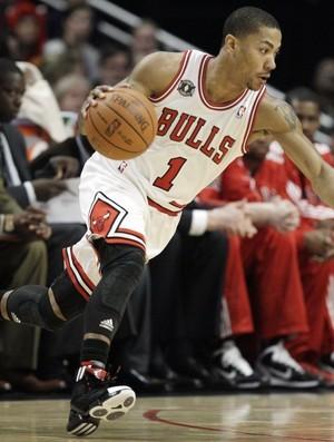 Derrick Rose, do Chicago Bulls (Foto: AP)