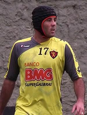 Igor do Sport (Foto: Divulgação / site oficial)
