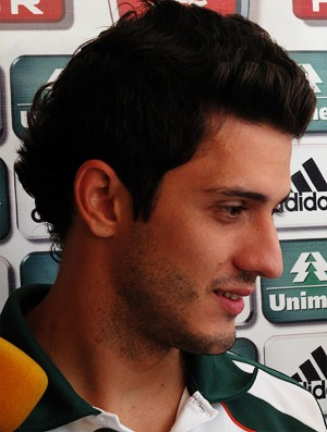 marquinho fluminense (Foto: Cahê Mota/Globoesporte.com)