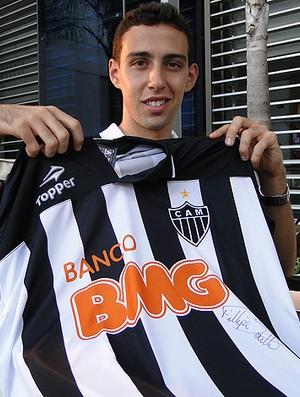 Fillipe Soutto     Atlético-Mg (Foto: Valeska Silva/Globoesporte.com)
