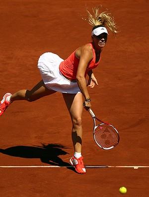 tênis wozniacki master 1000 de madrid (Foto: agência Getty Images)