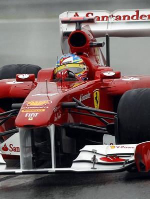 Fernando Alonso treino livre GP da Turquia (Foto: Divulgação)
