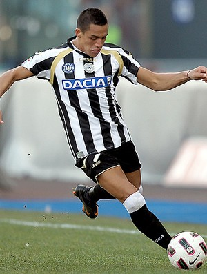Alexis Sanchez Udinese (Foto: Getty Images)