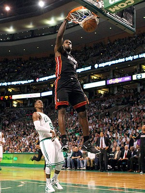 LeBron James Miami Heat NBA (Foto: Reuters)