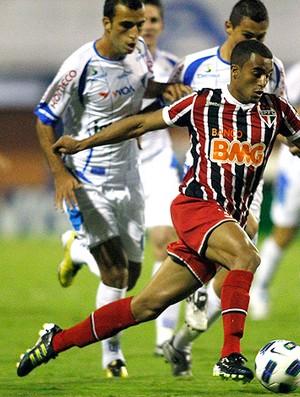 Lucas São Paulo x Avaí (Foto: Ag. Estado)